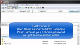 Install bukkit plugins TcAdmin :: TcAdmin tutorials