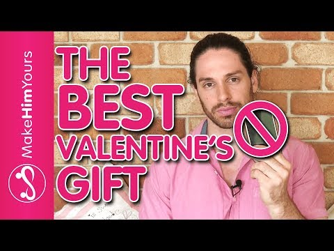 valentine's gifts for a guy you just started dating