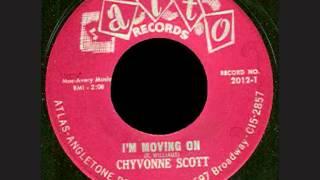 Chyvonne Scott - I'm moving on