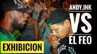 EL FEO VS ANDY INK || FREESTYLE BUCARAMANGA || SKILLS MIC™