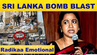 SHOCKING: Radikaa Sarathkumar has Escape – Serial Bomb Blast