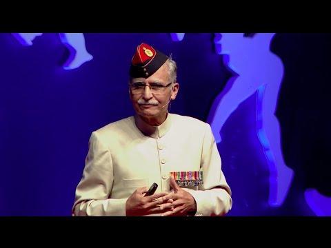 The Battle Within | Zameer Uddin Shah | TEDxHyderabad