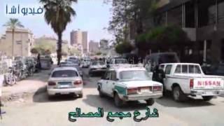 بالفيديو : إعادة فتح الشوارع المغلقة بالفيوم