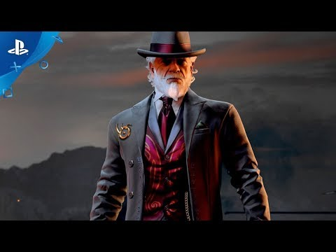 Call of Duty: Black Ops 4 — Shadowman Blackout Character | PS4