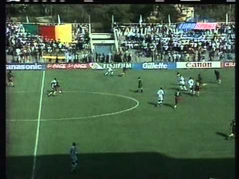 1998 (February 11) Cameroon 2 -Guinea 2 (African Nations Cup)