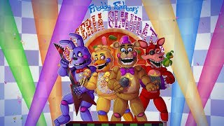 IS THIS FNAF 6?! | Five Nights At Freddy's: Pizzeria Simulator