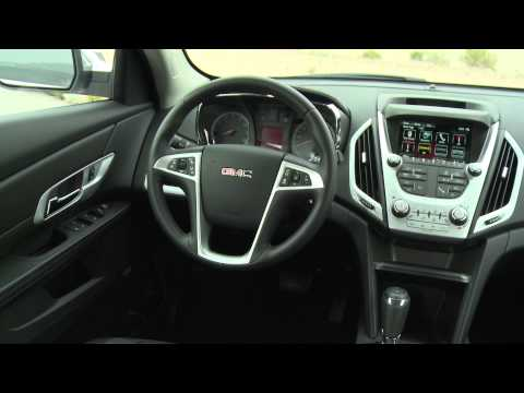 2016 gmc terrain interior footage youtube