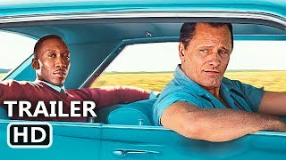 GREEN BOOK Official Trailer (2018) Viggo Mortensen, Mahershala Ali Drama Movie HD