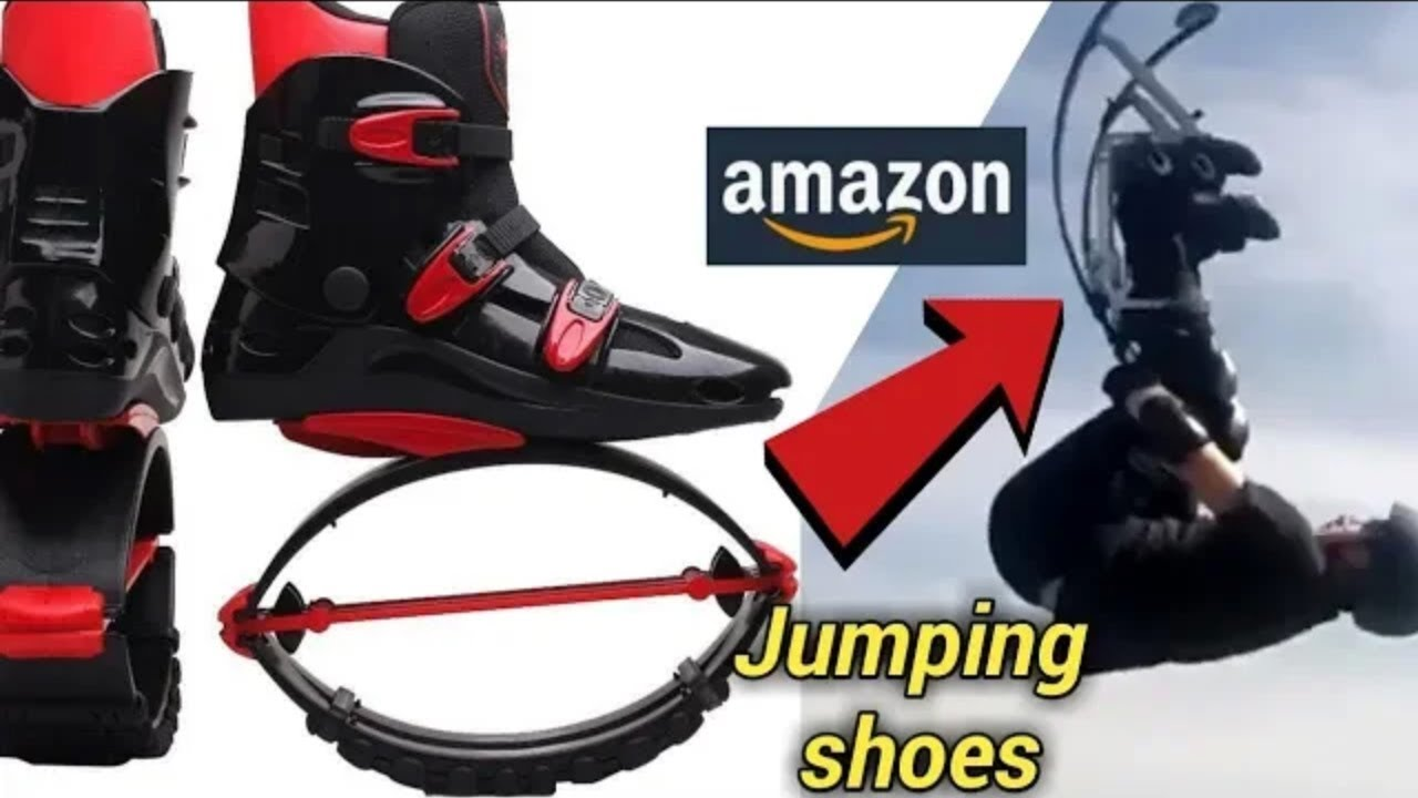 2 amazing shoes fast running jumping