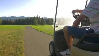 Golfing in Fernie | #FernieStoke Original Series