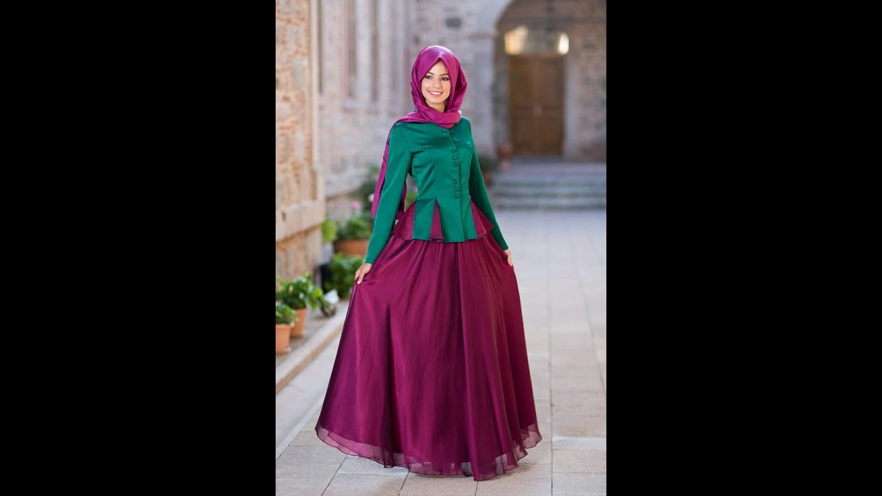 Hijab Style Dresses Youtube