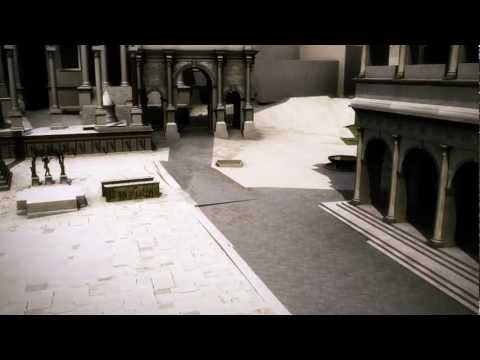 Roman Forum - Animation