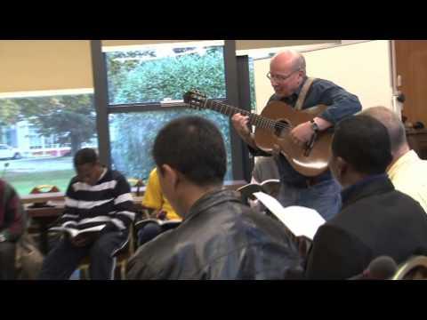 Ecumenical Institute Bossey: Sharing Christian songs