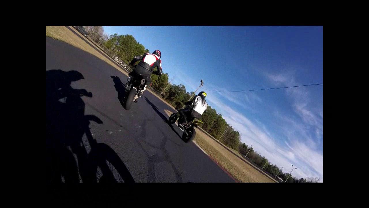 Barnesville GA Lamar County Speedway 1/19/20 2nd 2 stroke ...