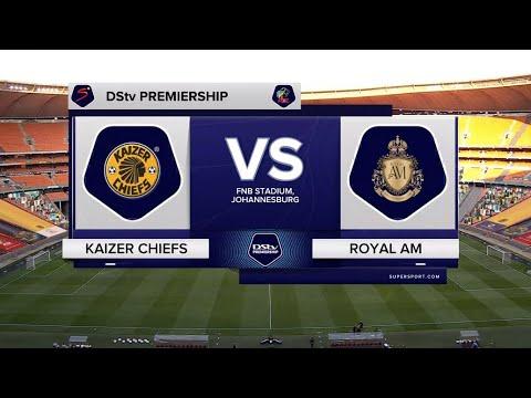 Download DStv Premiership I Kaizer Chiefs v Royal AM l Highlights