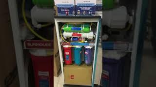 Máy lọc nước RO nóng lạnh 2 vòi SUNHOUSE SHR76210CK XẢ KHO 5,450,000 đ