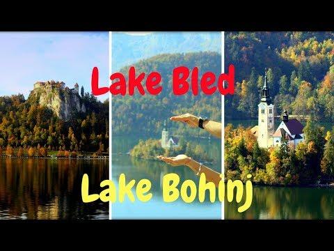 Lake Bled & Bohinj | Slovenia | Let me Roam