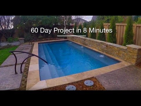 Pools and Landscape Design - Pool Construction Project