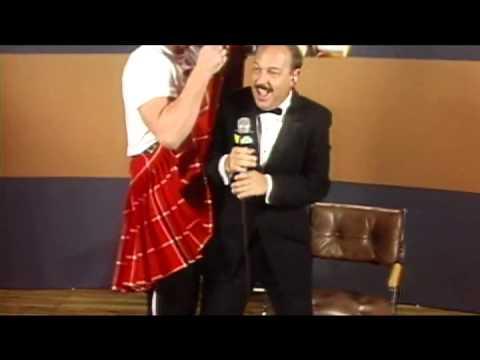 Funny Roddy Piper/Mean Gene Okerlund Outtake (1984)