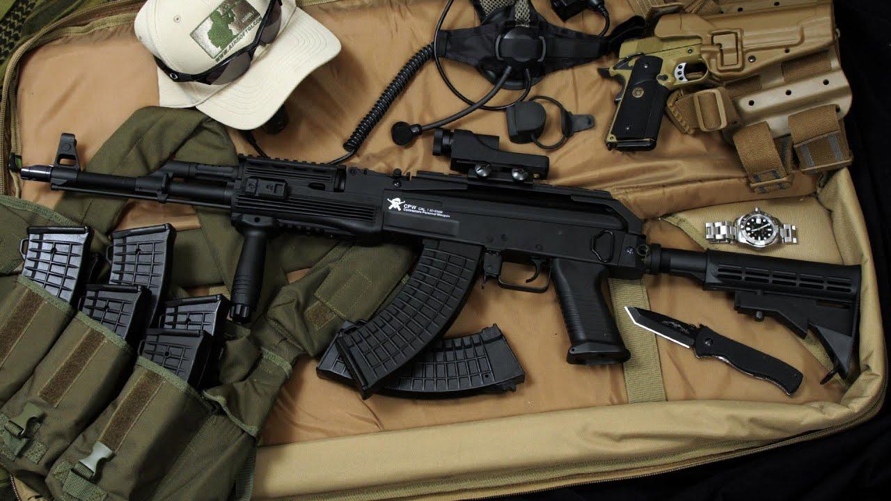 В Ужгороді у водія-порушника виявили зброю