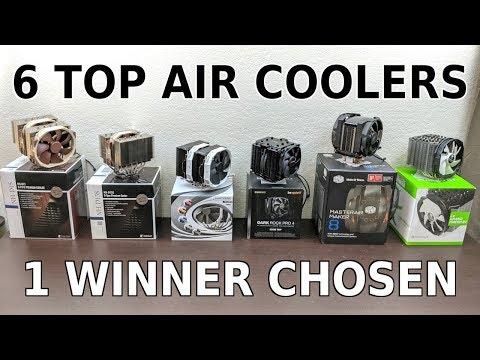 The Best High-End Air Cooler - 6 Top Coolers Tested, 1 Winner Chosen