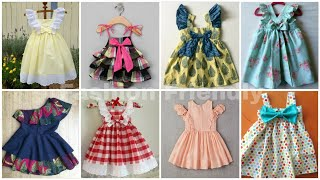 Baby girl frock designs 2019/ cotton frock designs for baby girl - Fashion Friendly
