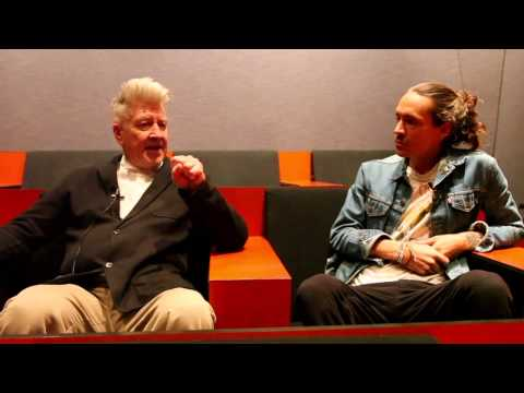 David Lynch and Brandon Boyd Discuss Transcendental Meditation