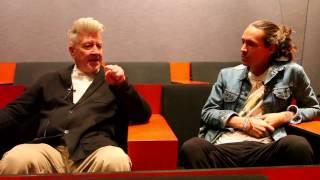 David Lynch and Brandon Boyd Discuss Transcendental Meditation