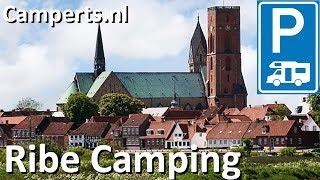 Ribe Camping, Ribe, Syddanmark, Denemarken (English subtitled)