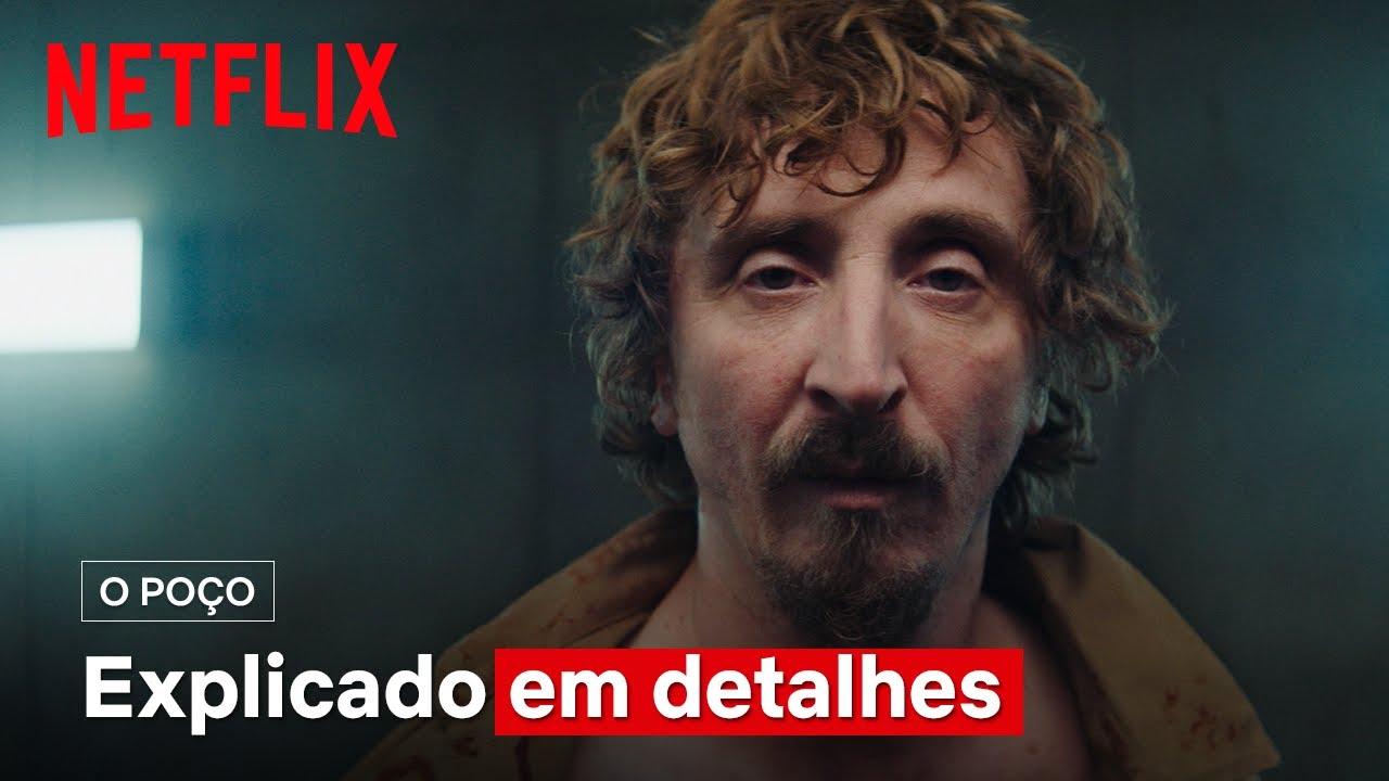 O Poço explicado em detalhes que talvez você tenha perdido | Netflix Brasil