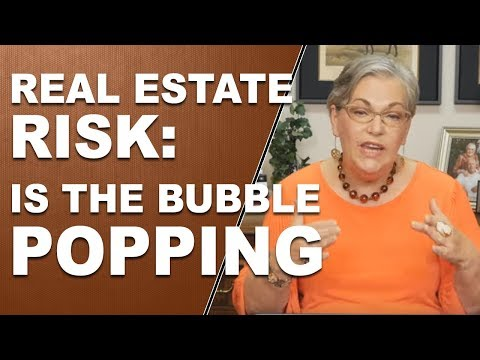 REAL ESTATE RISK: Is the bubble popping???
