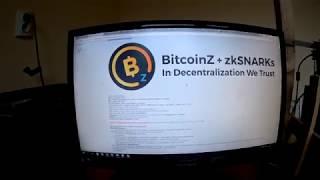 Настройка майнинга BitcoinZ [BTCZ]