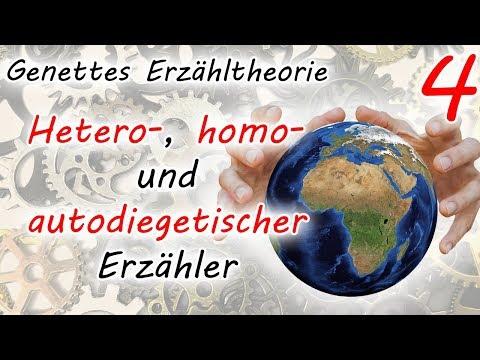 Hetero- Und Homodiegetischer Erzähler (Genettes Erzähltheorie - Teil 4)