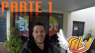 Dragon Ball Super no SBT | #VLOG [FLY] | Parte 1