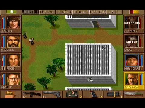 Let's Play Jagged Alliance 1 Part 11.5  