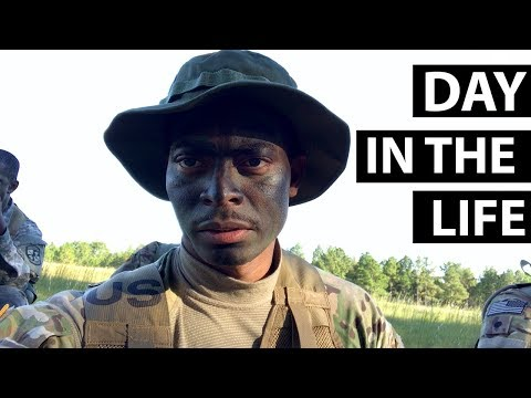 A Day In The Life | Army ROTC Cadet