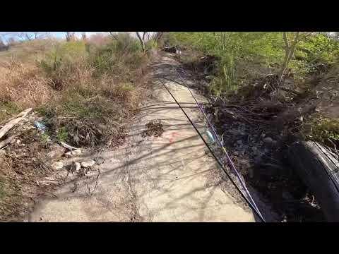 Urban Creek Fishing - Leon Creek Greenway, San Antonio Tx