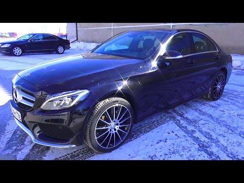 2016 Mercedes-Benz C180. Обзор (интерьер, экстерьер, двигатель).