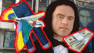 Tommy Wiseau Investigation How He Made Millions To Make The Room