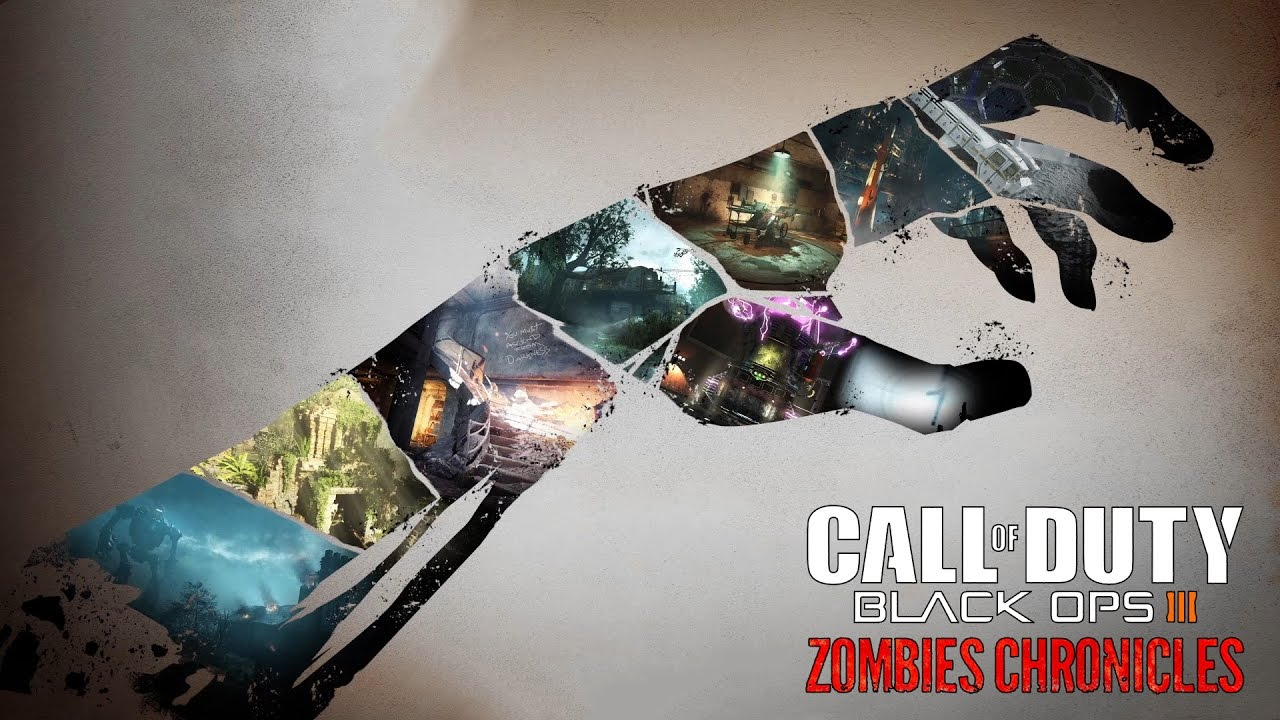 call of duty black ops iii zombies chronicles animated