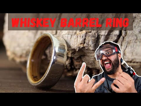 i-tried-to-make-a-wedding-ring-with-a-whiskey-barrel-and-white-gold-...-here's-what-happened!