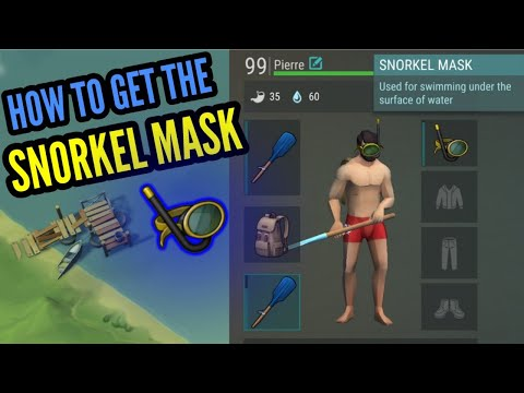 HOW TO GET THE SNORKEL MASK - No Hack Or Glitch - Rest Stop Event - Last Day On Earth: Survival