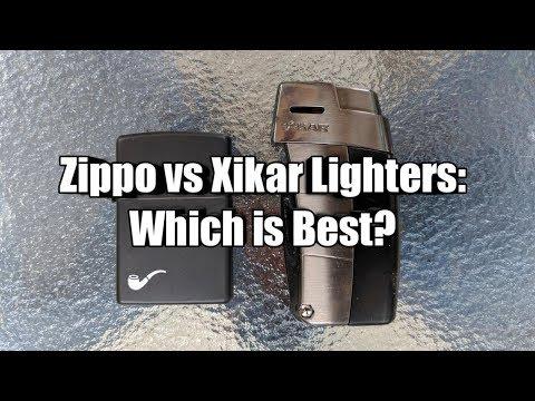 Zippo vs Xikar Lighters, Which is Best?