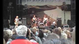 Sahara Hotnights - Who do you dance for live in Helsingborg 2007-06-28