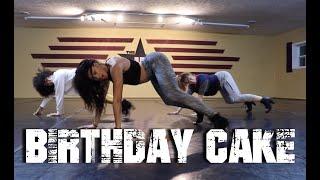 RIHANNA - BIRTHDAY CAKE | @theINstituteofDancers | Choreography Imani