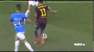 Video Mario Balotelli Vs Neymar   Skills and Goals 2014   HD  Part 2  download MP3, 3GP, MP4, WEBM, AVI, FLV Juli 2018