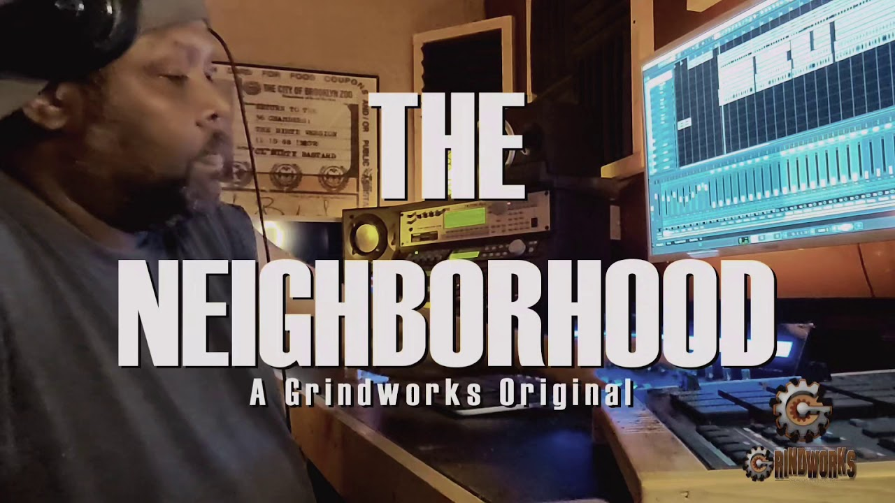 """THE NEIGHBORHOOD"" Documentary - Malik Bankston Clip"