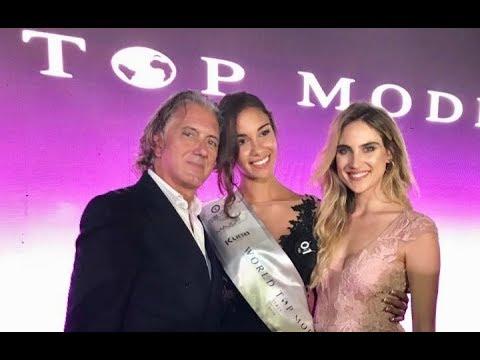 WORLD TOP MODEL FINALE  ITALIA