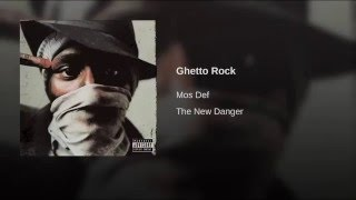 Ghetto Rock (Explicit)
