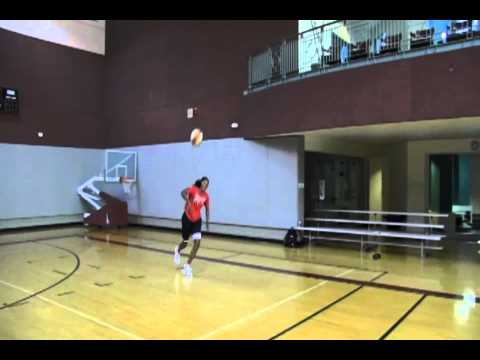 Chamique Holdsclaw Full Court Shooting